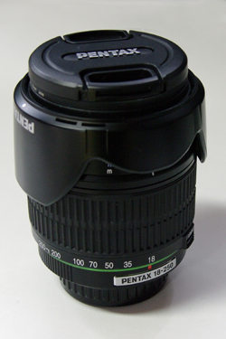 smc PENTAX-DA 18-250mm F3.5-6.3ED AL IF