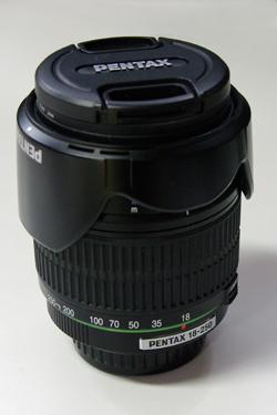 smc PENTAX-DA 18-250mm F3.5-6.3ED AL IF