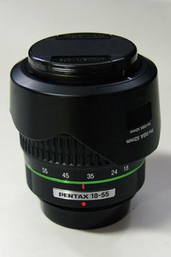 smc PENTAX-DA 18-55㎜ F3.5-5.6 AL