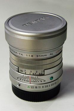 FA31mm F1.8AL Limited