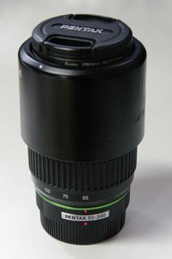 smc PENTAX-DA 55-300mm F4-5.8ED
