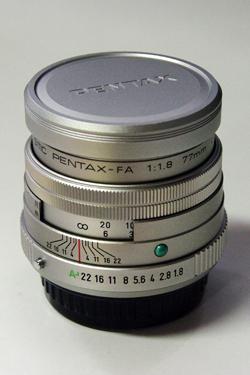 FA77mm F1.8 Limited