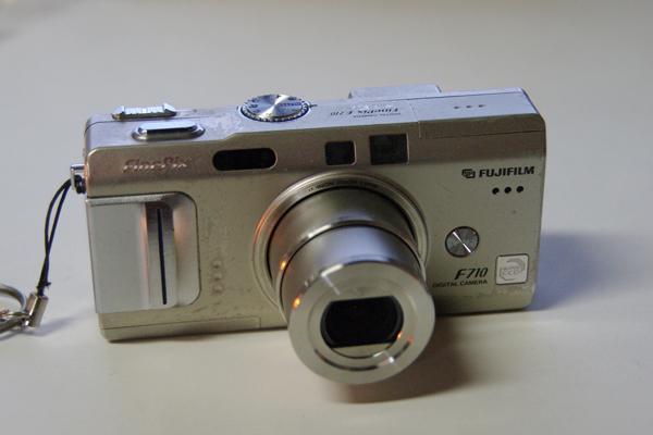 FIne Pix F710