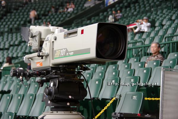 TVカメラとか