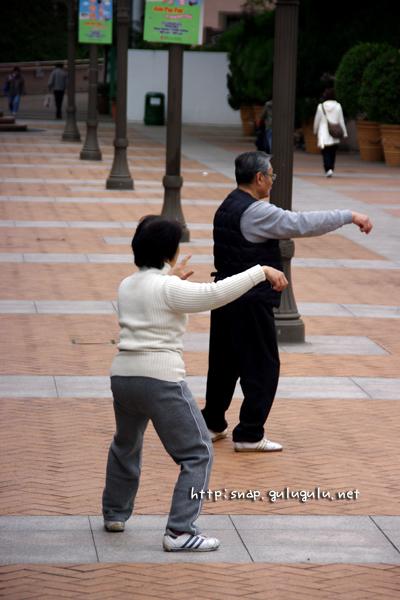 夫婦太極拳