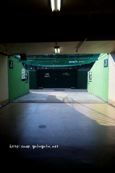聖地の入り口